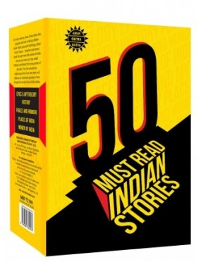 50 MUST READ INDIAN STORIES