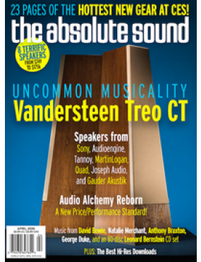 Absolute Sound Magazine - US Edition