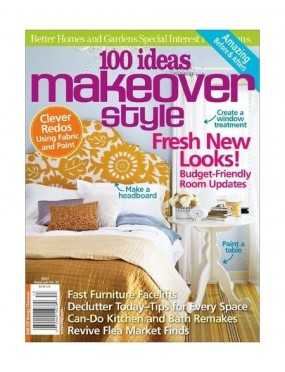 BHG 100 Ideas Makeover Style - US Edition