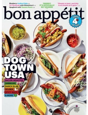 Bon Appetit Magazine - US Edition