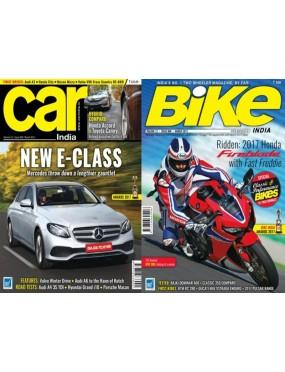 Car India and Bike India Combo