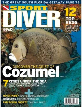 Diver Magazine - UK Edition