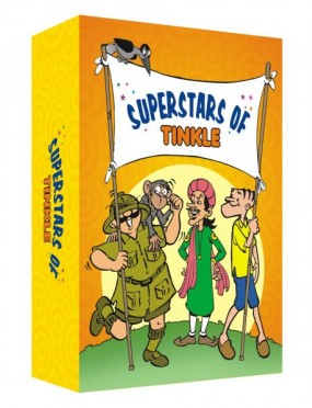 Tinkle Super Star Pack
