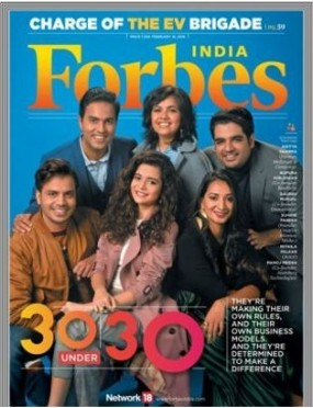 Forbes India Magazine Digital