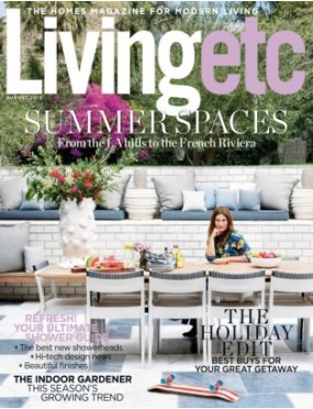 Living Etc Magazine - UK Edition