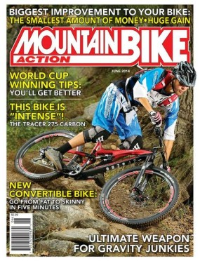 Mountain Bike Action  - US Edition