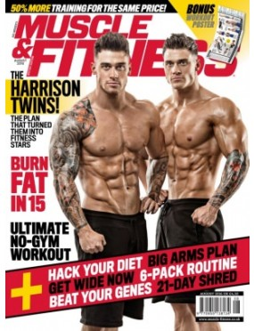 Muscle and Fitness Magazine - UK Edition