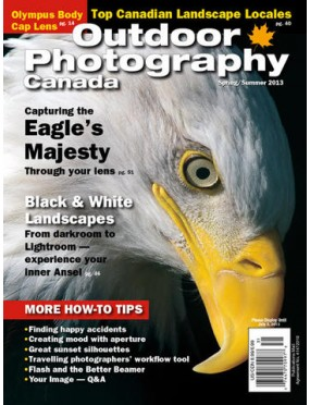 Outdoor Photography Magazine - US Edition