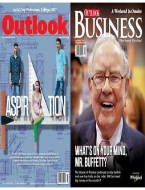 Outlook And Outlook Business Combo Magazine