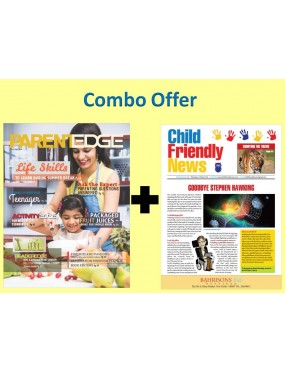 ParentEdge And Child Friendly Newspaper Combo