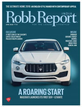 Robb Report Magazine