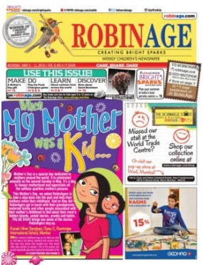 RobinAge Weekly Childrens Newspaper