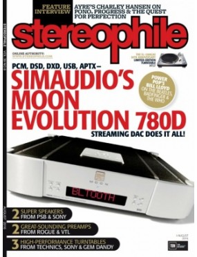 Stereophile Magazine - US Edition