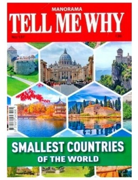 Tell Me Why Magazine