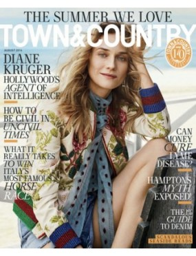 Town and Country Magazine - US Edition
