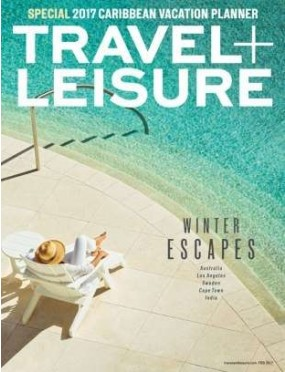 TRAVEL + LEISURE Magazine - US Edition