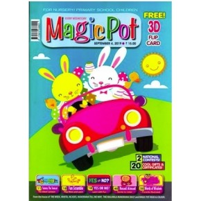 Magic Pot Magazine Subscription, Buy Magazine Online India