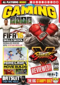 110% Gaming Magazine - UK Edition
