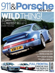 911 and Porsche World Magazine - UK Edition