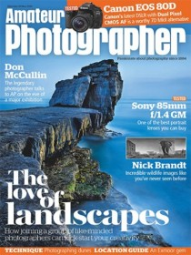 Amateur Photographer Magazine - UK Edition