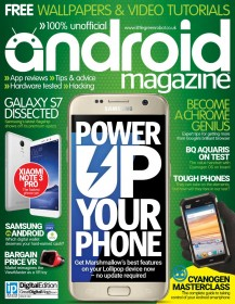 ANDROID Magazine - UK Edition