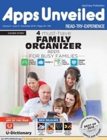Apps Unveiled Magazine