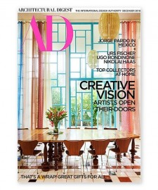 Architectural Digest Magazine - US Edition