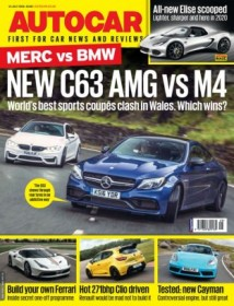 Autocar Magazine - UK Edition