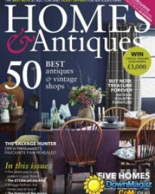 BBC Homes and Antiques Magazine - UK Edition