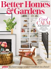Better Homes And Gardens Magazine - US Edition