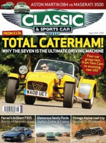 Classic and Sports Car Magazine - UK Edition