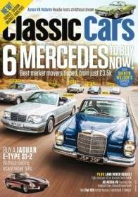 Classic Cars Magazine - UK Edition