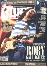 Classic Rock Present Blue Magazine - UK Edition