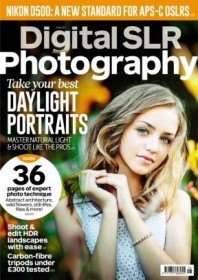 Digital SLR Photography Magazine - UK Edition
