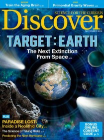 Discover Magazine - US Edition
