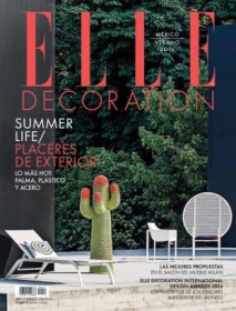Elle Decoration Magazine - UK Edition
