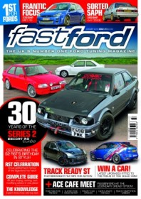 Fast Ford Magazine - UK Edition