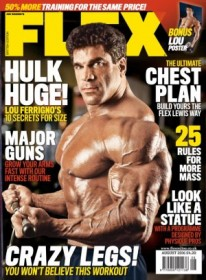 Flex Magazine - UK Edition