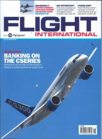 Flight International Magazine - UK Edition