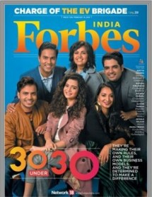 Forbes India Magazine Print + Digital