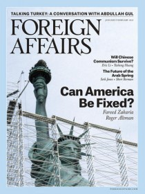 Foreign Affairs Magazine - US Edition