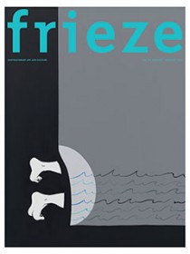 Frieze Magazine - UK Edition