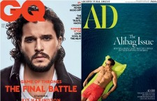 GQ + Architectural Digest Magazine Combo