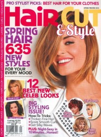 HAIRCUT and STYLE Magazine - US Edition