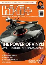 Hi Fi Plus Magazine - UK Edition