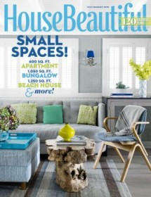 House Beautiful Magazine - US Edition