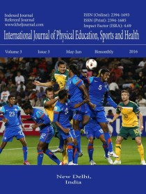 International Journal of Physical Education Sports and Health