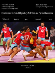 International Journal of Physiology Nutrition and Physical Education