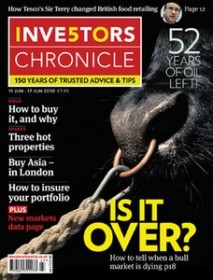 INVESTORS CHRONICLE Magazine - UK Edition