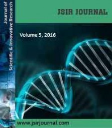 Journal of Scientific and Innovative Research